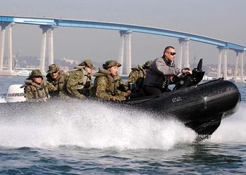 _an_instructor_with_Expeditionary_Warfare_Training_Group_Pacific,_drives_a_Combat_Inflatable_Craft,_(CRIC),_with_soldiers_from_Japan_Ground_Self-Defense_Force.jpg
